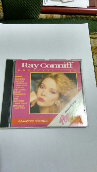 Cd Ray Connif - Greatest Hits
