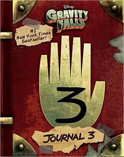 Diario Gravity Falls 3 Inglés Envío Gratis Entrega Inmediata