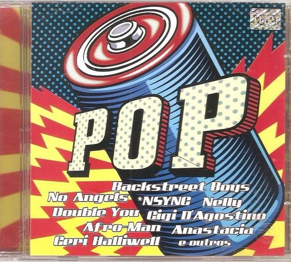 Cd Pop - Som Livre -c/ No Angels Geri Halliwell Moulin Rouge