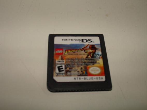 = Nintendo Ds = Jogo Indiana Jones 2 Lego