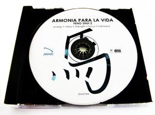Feng Shui 2 Armonia Para La Vida Cd Raro 2002
