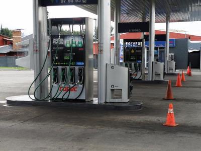 Coalición Vende Estaciones Gasolina La Vega