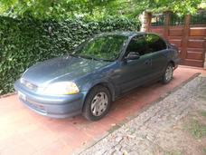 Honda Civic Ex Mt 1997
