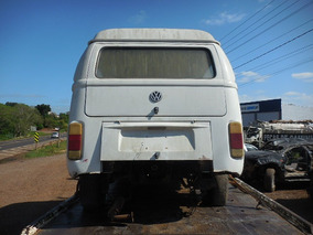 Sucata Volkswagen Kombi 1996 P/venda De Peças Usadas