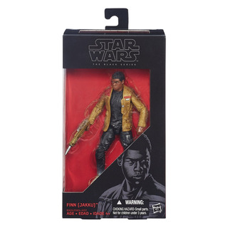 Star Wars - Black Series 6 - Finn (jakku) E7 -blister
