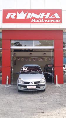 Clio Sedan 2005 Completo