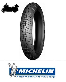 Pneu Michelin Pilot Road 4 - 120/70-17  - 58w