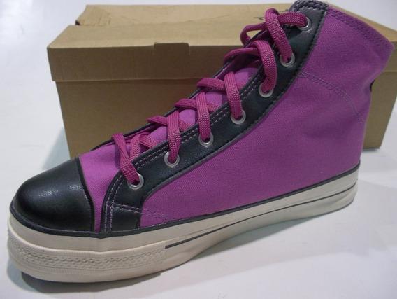 Zapatillas Botita Topper Mujer Shen Original De Fabrica