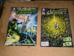 Lanterna Verde - Os Novos 52 - 4 Gibis Por R$ 20,00