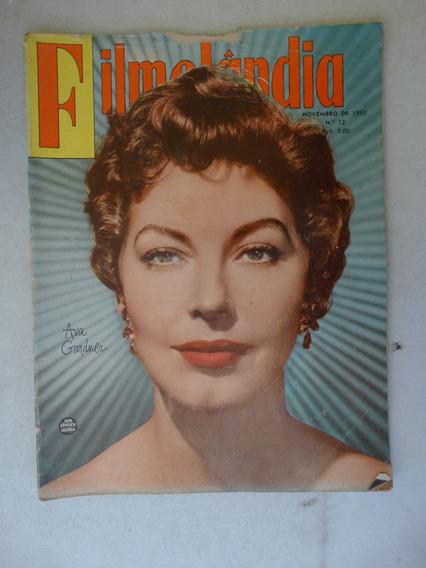 Filmelândia Nº 12! Rge Novembro 1955!