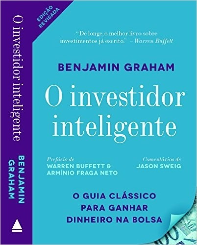 Livro Investidor Inteligente - Benjamin Graham