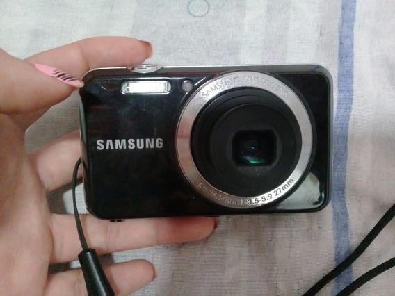 Câmera Digital Samsung Es80 12 Megapixels Preta