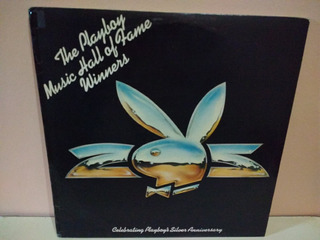 Lp - The Playboy Music Hall Of Fame Winners - Triplo (imp 78