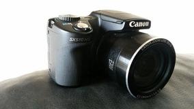 Câmera Canon Powershot Sx510 Hs