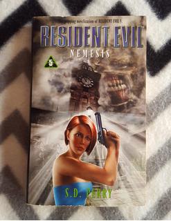 Resident Evil Nemesis (libro Vol.5)