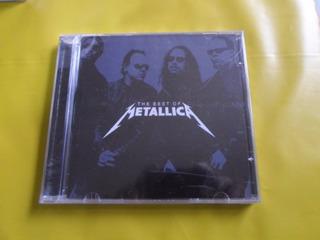 Cd Metallica / The Best Of Metallica / Novo