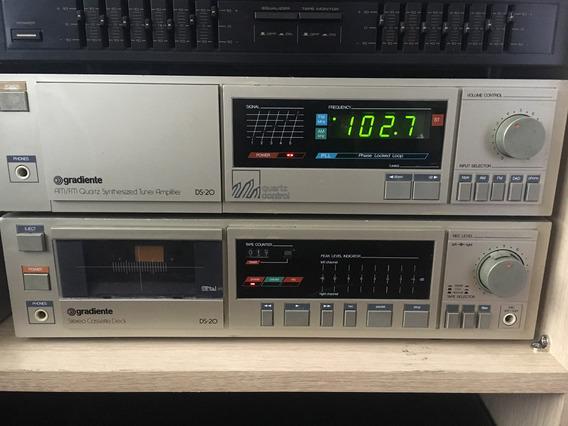 Gradiente Ds-20 E Tape Ds-20