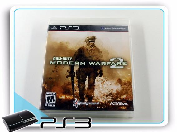 Ps3 Call Of Duty Modern Warfare 2 Original Playstation 3 Nts