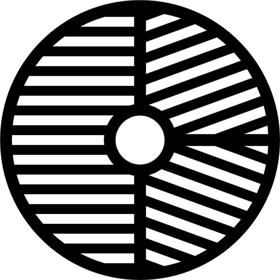 Máscara Bahtinov - Telescópio C/foco Nítido-perfeito=160