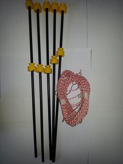 Kit Extensión Cercas Eléctricas Boyeros Electrificadores S/e