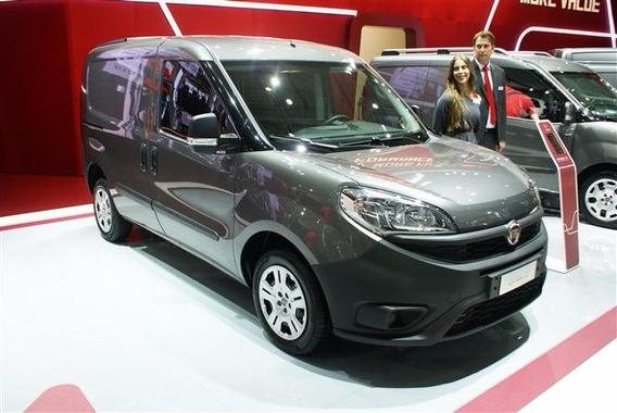 Fiat Dobló Cargo - 0km Anticipo 80mil O Tu Usado - L