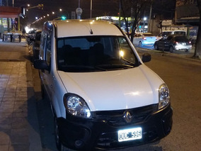 Utilitario Renault Kangoo Ph3 Confort 1,6 Nafta