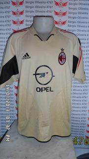 Camisa Do Milan Anos 2000