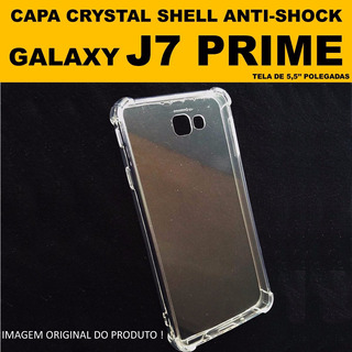 Capa Crystal Shell Anti Shock Galaxy J7 Prime