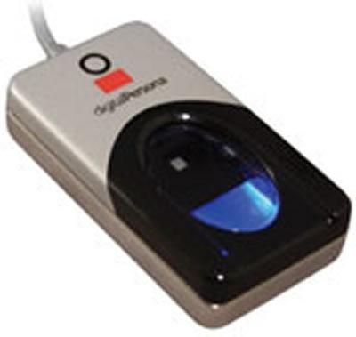 Imagem 1 de 3 de Leitor Biométrico U Are U 4500