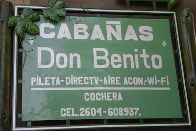 Cabañas Don Benito