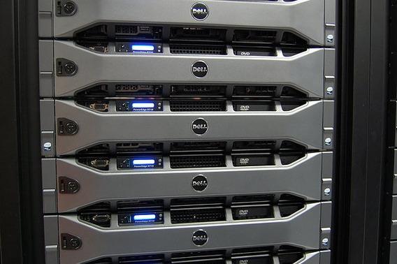 Servidor Dell R710 2 Sixcore 32gb Ram 8x 300gb Sas 15k 2.4tb