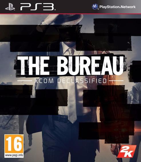 Jogo Lacrado The Bureau Xcom Declassified Playstation Ps3