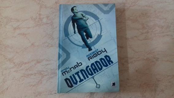Livro: O Vingador Andy Mcnab E Robert Rigby