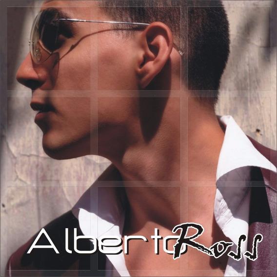 Cd Música Romántica Pop Alberto Ross (digital)
