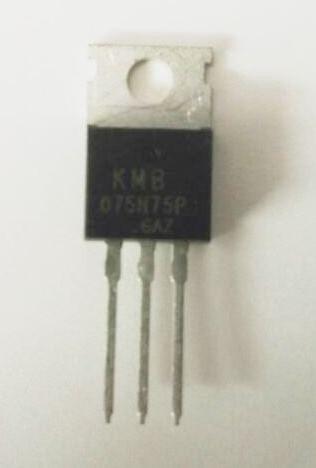 Transistor Kmb075n75p Original