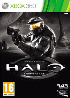 Xbox 360 Halo Anniversary (acepto Mercado Pago Y Oxxo)