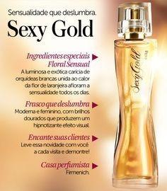 Sexy Gold, 50 Ml , Esika