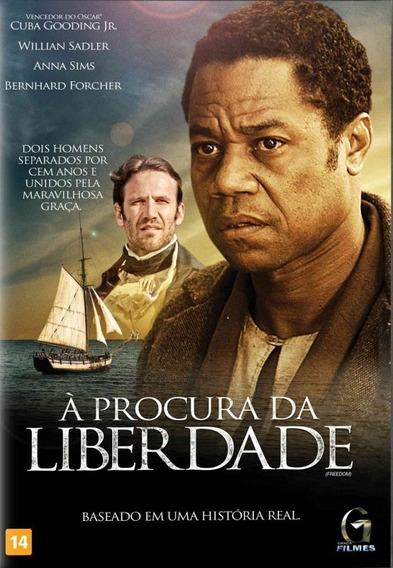 À Procura Da Liberdade Dvd Graça Filmes Original Gospel