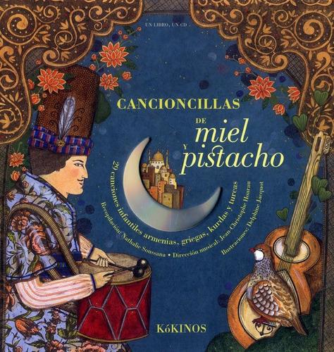 Cancioncillas De Miel Pistacho Con Cd (envíos)
