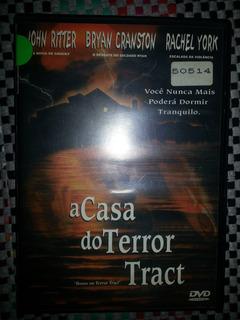 Filme A Casa Do Terror Tract Dvd Original