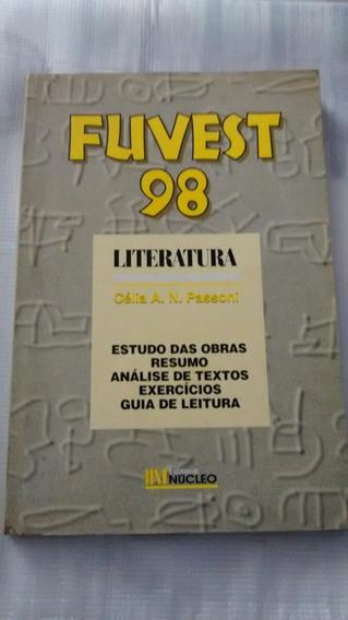 Livro De Literatura Fuvest 98