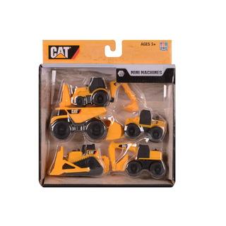 Caterpillar Juguete Mini Maquinas