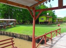 Cabañas En Alquiler Delta De Tigre
