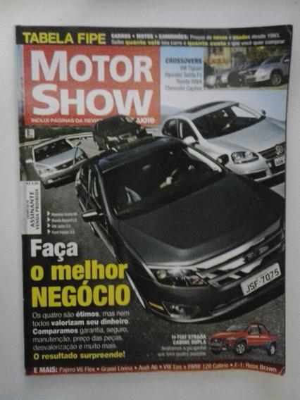 Revista Motor Show N° 316 - Julho 2009 - Frete Grátis