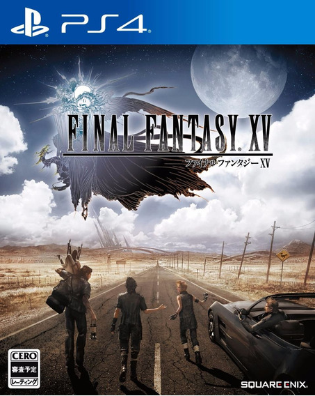 Final Fantasy 15 Ps4 Psn* Original*1