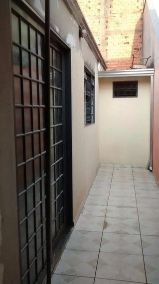 Casa Residencial Para Locação, Vila Pântano Ii, Santa Bárbara D