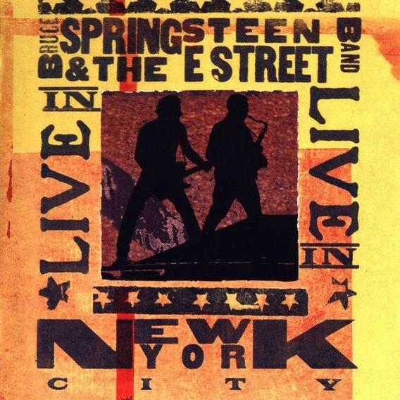 Bruce Springsteen - Live In New York City Cd Doble Nuevo