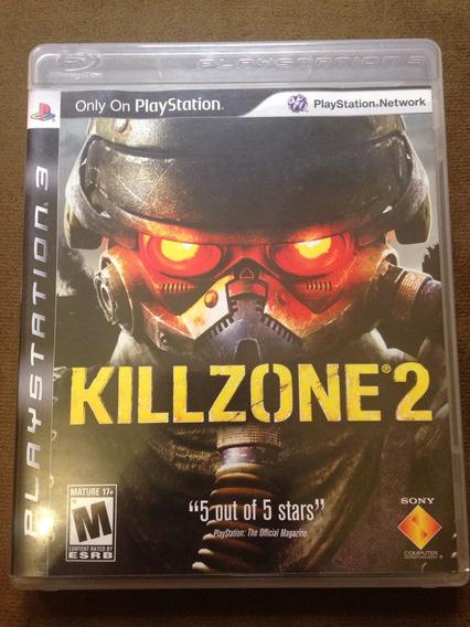 Killzone 2 Ps3 Sem Marca Ou Risco Impecável Jogaço.