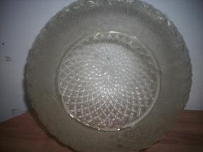 Globo Ou Cupula Vidro Tipo Pinha Antigo Usado/11 Boca P/11al