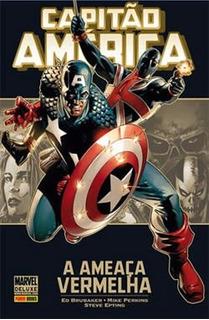 Hq - Capitão América - A Ameaça Vermelha